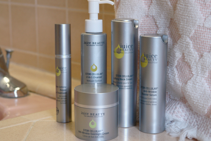 Juice Beauty skin care products