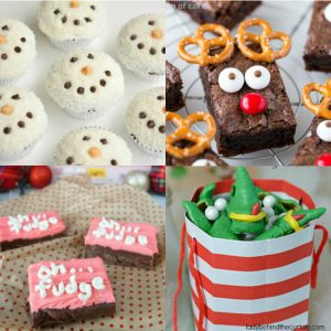 15 Perfectly Paired Christmas Movies and Treats