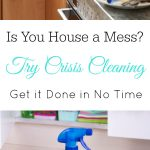 Crisis Cleaning: What it is and Why You Should Do It