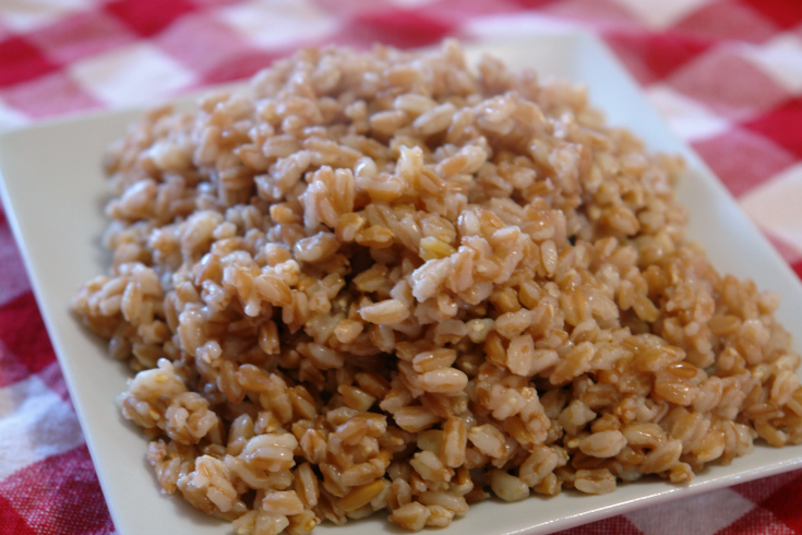 How To Make Farro In The Instant Pot Retro Housewife Goes Green
