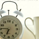 A Homemaker Morning Routine