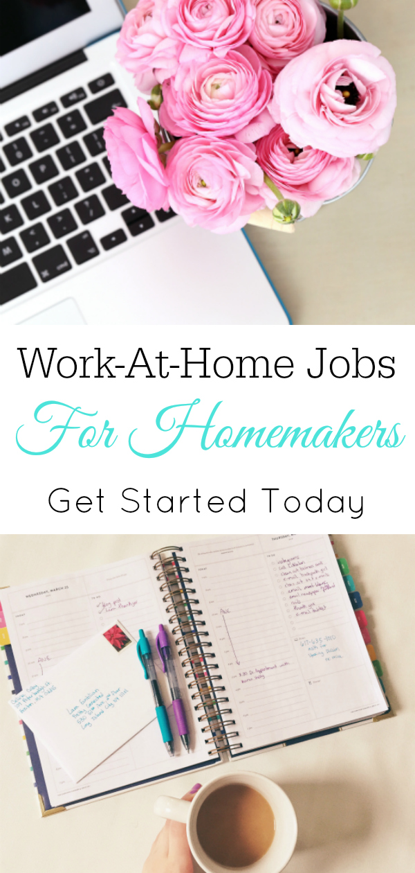 Work From Home Jobs for Homemakers - Retro Housewife Goes Green