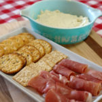 Garlic Herb Cream Cheese Spread