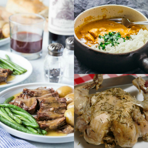 Delicious Instant Pot Recipes
