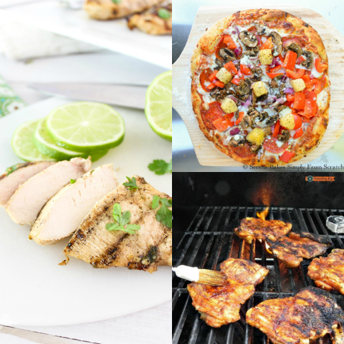 Grill more than just hot dogs and hamburgers, summer recipes, grilling, BBQ, grilled, vegan friendly, vegetarian friendly