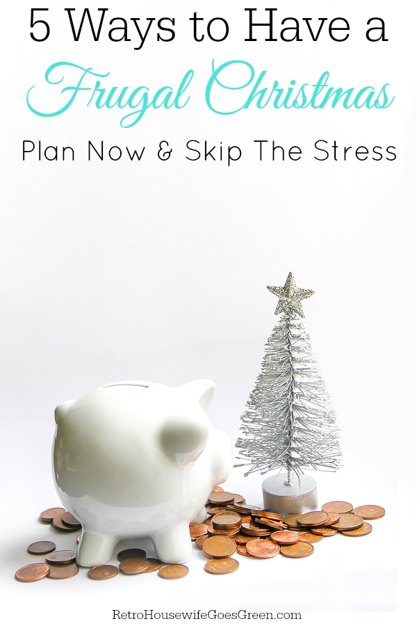White piggy bank and silver tree