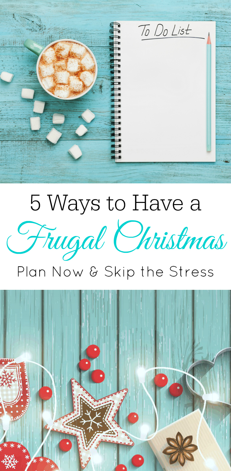 Plan now for a frugal Christmas, Stress-free Christmas, Christmas in July, Budget Friendly Christmas
