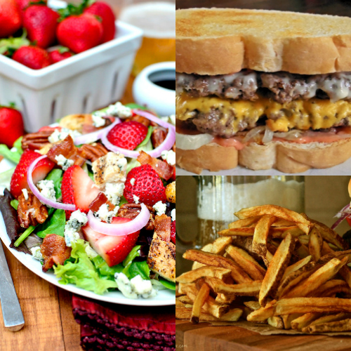 Natural Copycat Fast Food Recipes, Natural Fast Food, Copy Cat Fast Food