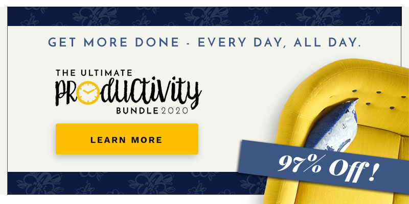 Ultimate Productivity Banner