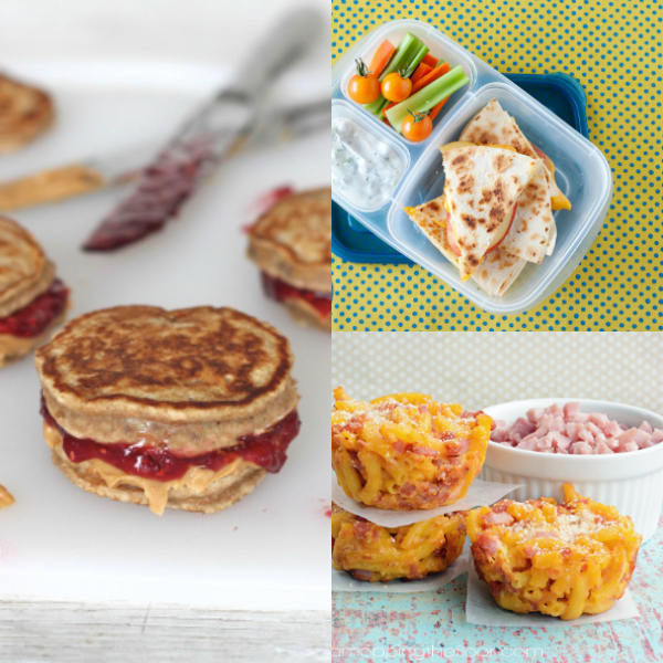 Quick and easy school lunch ideas, real food lunches, natural lunches, healthy after school snacks