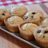 Grab and go breakfast: pancake muffins, puffins, easy breakfast