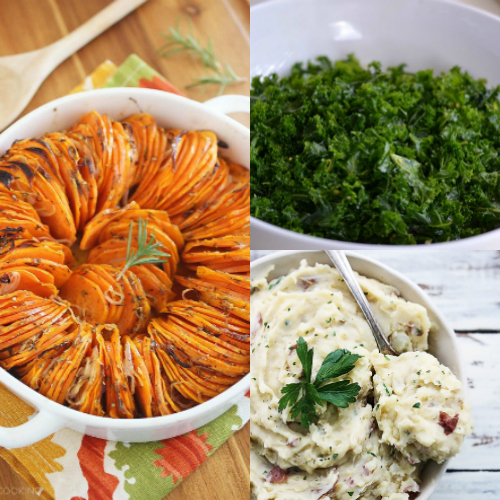 Simple side dishes that are delicious retro housewife for Entrees simples