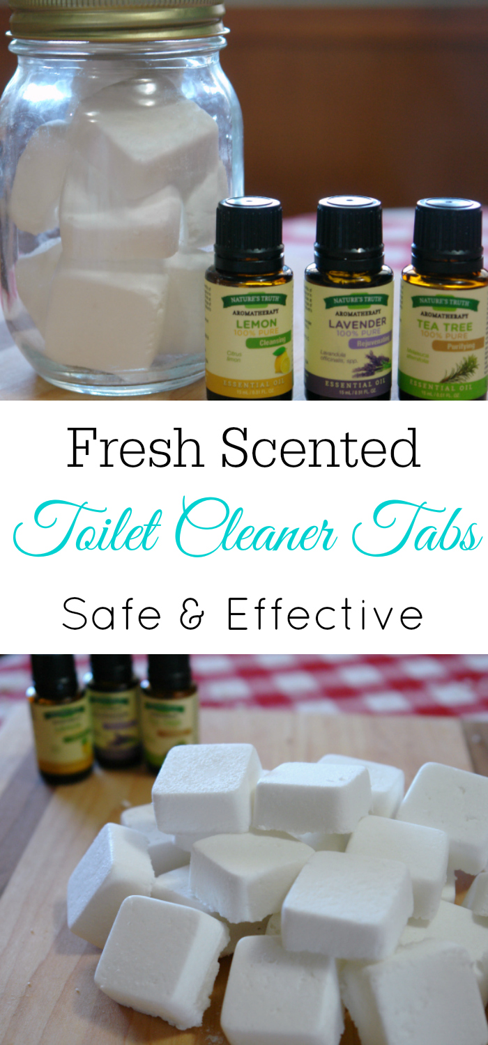 (ad) Toilet Cleaner Tabs, DIY Toilet Cleaner, Essential Oils, DIY Cleaner, Toilet Fizzies, Toilet Cleaning Bombs #StimulateTheSenses