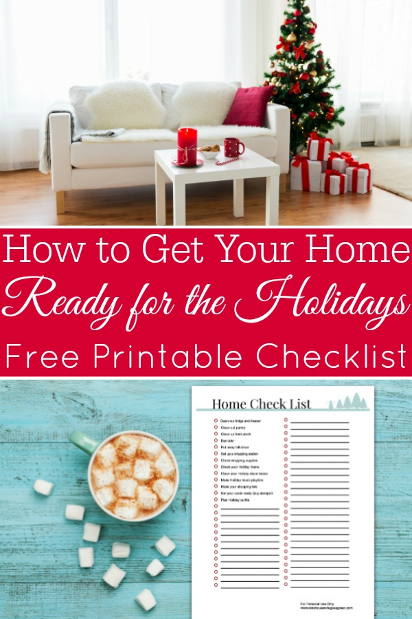 Getting Your Home Ready for the Holidays