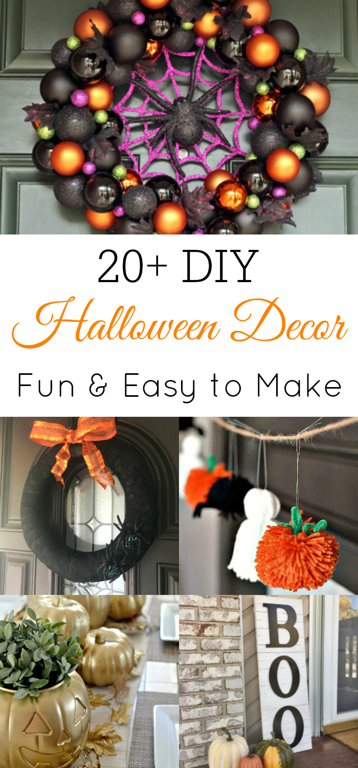 20 diy halloween decorations retro housewife goes green. Black Bedroom Furniture Sets. Home Design Ideas