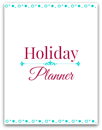 once you set up your christmas planner the first time you will have far less work when preparing for christmas in the future just remember to get it set up