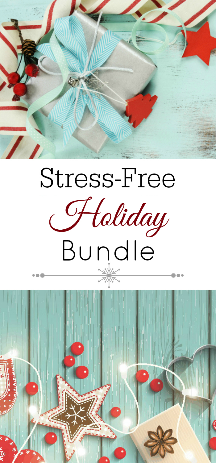 Stress-Free Holidays Bundle