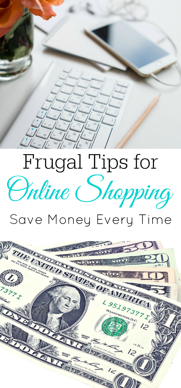 Frugal Online Shopping Tips, Save money shopping online