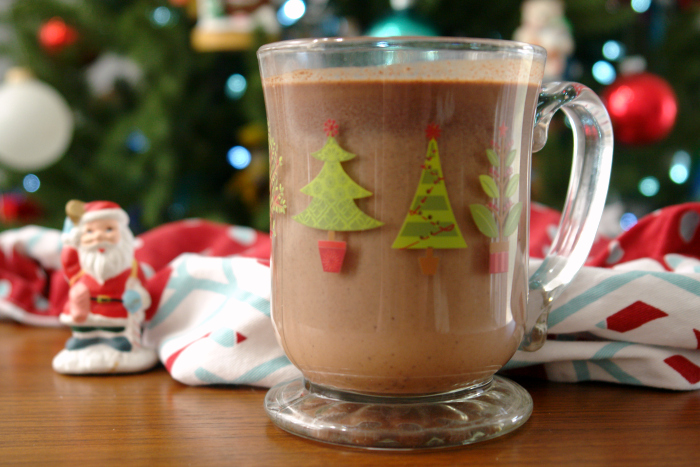 Hot Cocoa Inspired by The Santa Clause Movie, Hot Chocolate, Rich Hot Chocolate