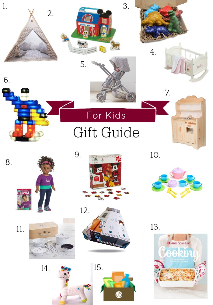 Holiday Gift Guide, Kids Gifts, Gifts for Kids, Kid Gift Guide