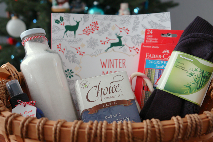 Create a Self-Care Gift Basket, Holiday Self-Care, Self-Care Gift, #SelfCare #Ad