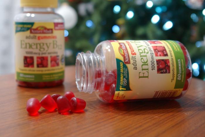 Nature Made Energy B12 vitamin bottles