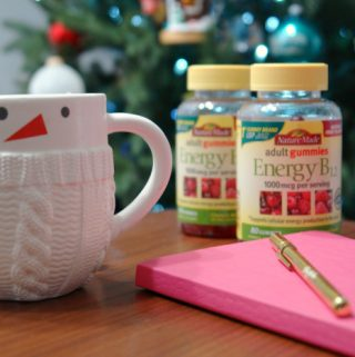 Self-Care and Staying Healthy During the Holidays. #Ad #AGummyYouCanTrust