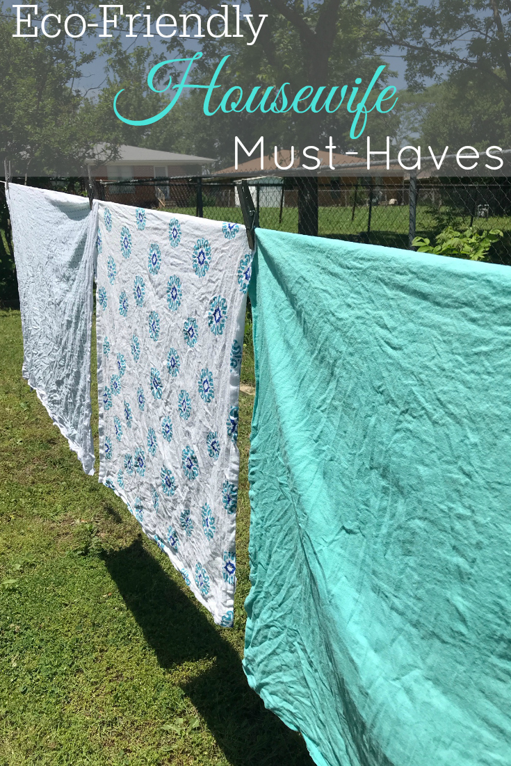 Aqua towels on clothesline