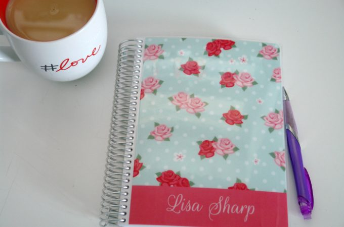 How to Use a Planner Effectively and Get Organized, using a planner, custom planner, life planner, PurpleTrail planner #ad #planner #lifeplanner