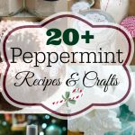 Peppermint Everything- Recipes and Crafts