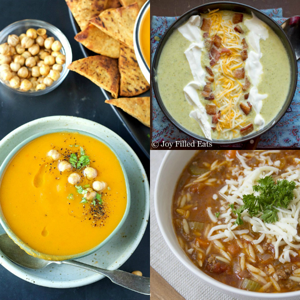Instant Pot Soup Recipes, quick and easy soup, Instant Pot Recipes #InstantPot