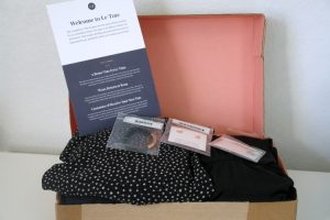 Honest Review of Le Tote, rental clothing, clothing subscription box, eco-friendly clothing, sustainable clothing #letote #subscriptionbox #fashion