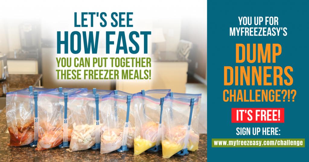 Dump Dinner Challenge, Learn More