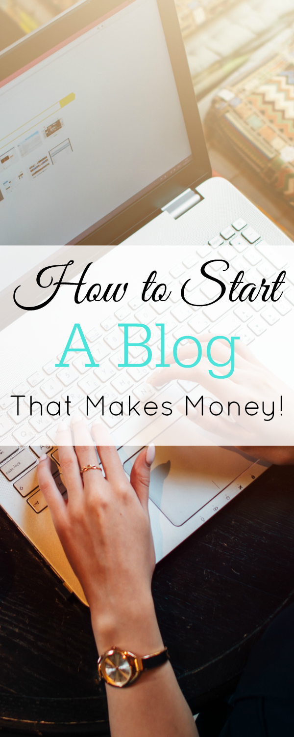 How to Start a Blog, Make Money Blogging, Money Making Blog, Work at Home #Blogging