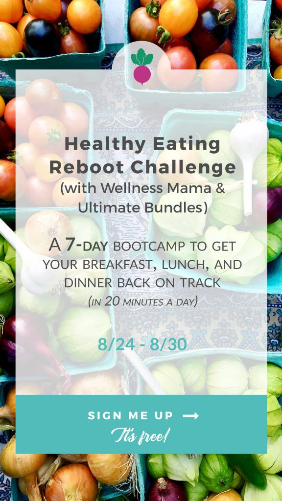 graphic sign up for healthy eating reboot challenge