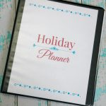 Create a Holiday Binder