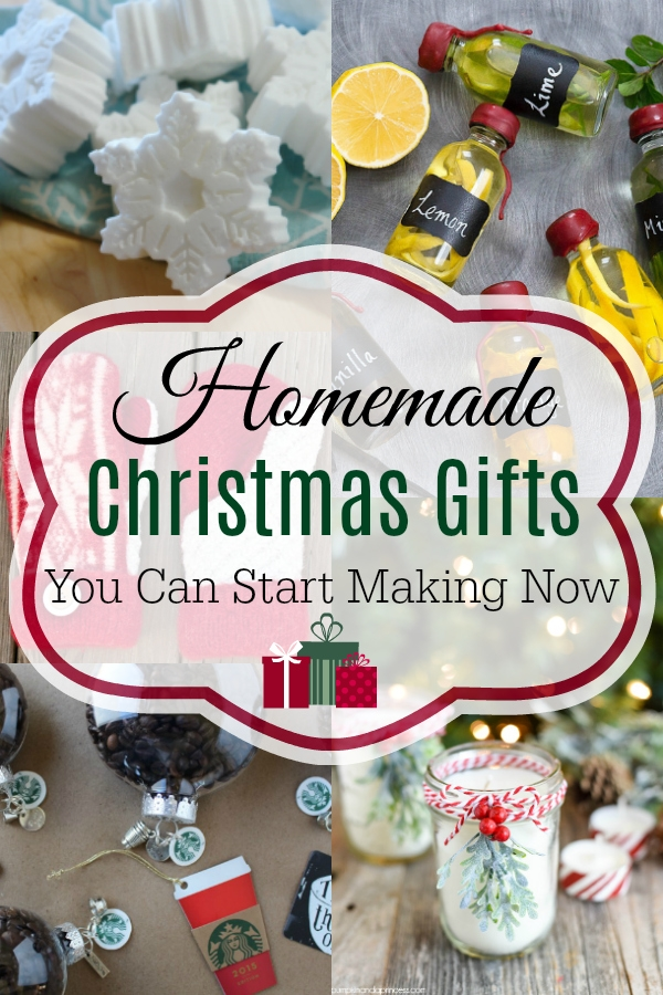 Homemade Christmas Gifts.25 Homemade Christmas Gifts Retro Housewife Goes Green