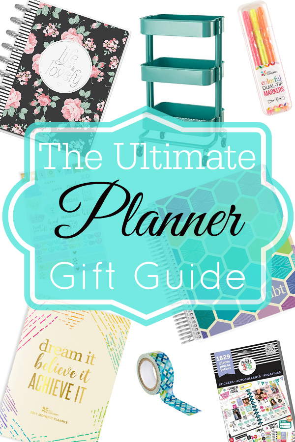 the ultimate planner gift guide retro housewife goes green