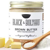Black and Bolyard Original Unfiltered Brown Butter