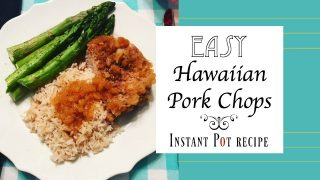 Easy Hawaiian Pork Chops