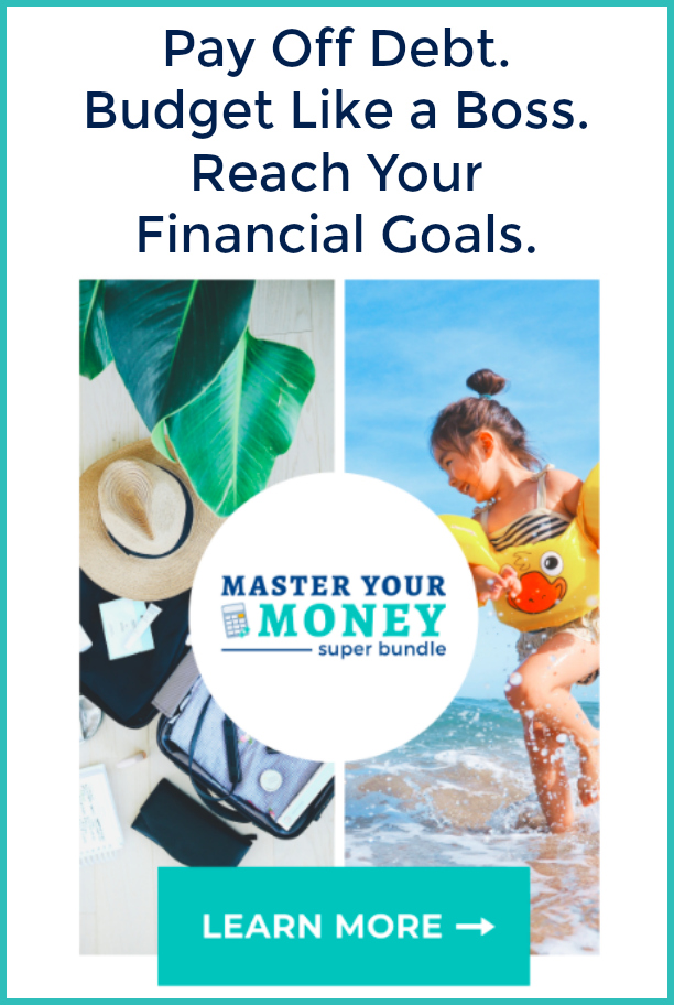 master your money bundle graphic