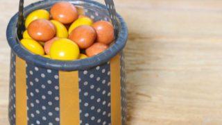 Fall Washi Tape Jars