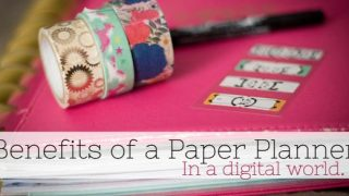 Use a Paper Planner in a Digital World