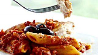 Mediterranean Pasta Chicken
