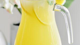 Pineapple Meyer Lemonade
