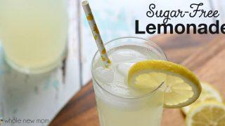 Natural Sugar-free Lemonade