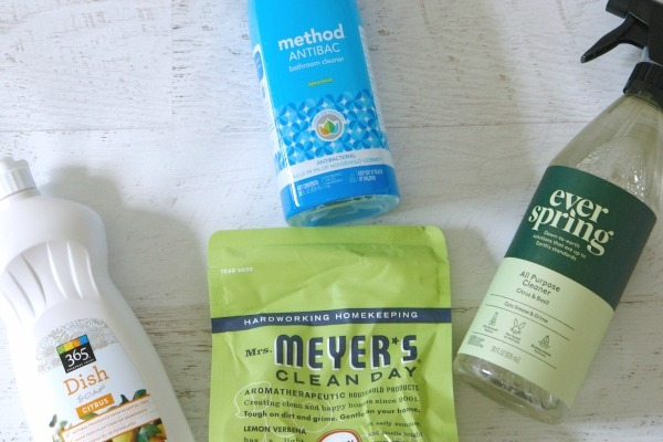 affordable natural cleaners