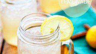 Spiced Lemonade