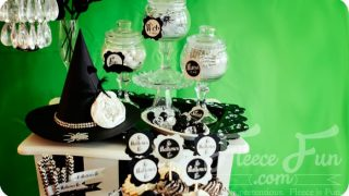 Free Halloween Printables - All Hallows Eve Collection