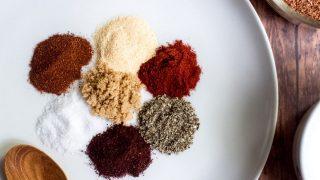 BBQ Spice Rub Recipe